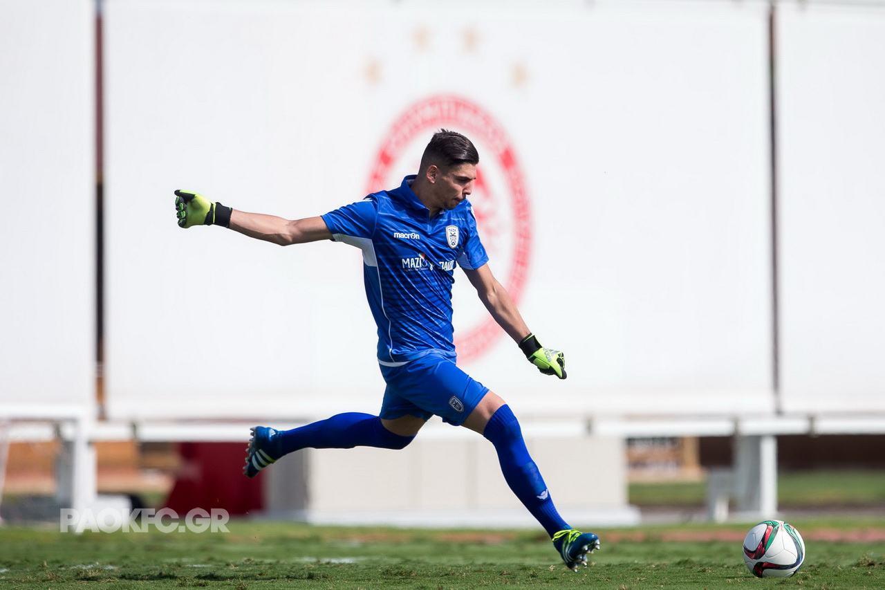 Paok Olympiakos: U20 Olympiakos-PAOK