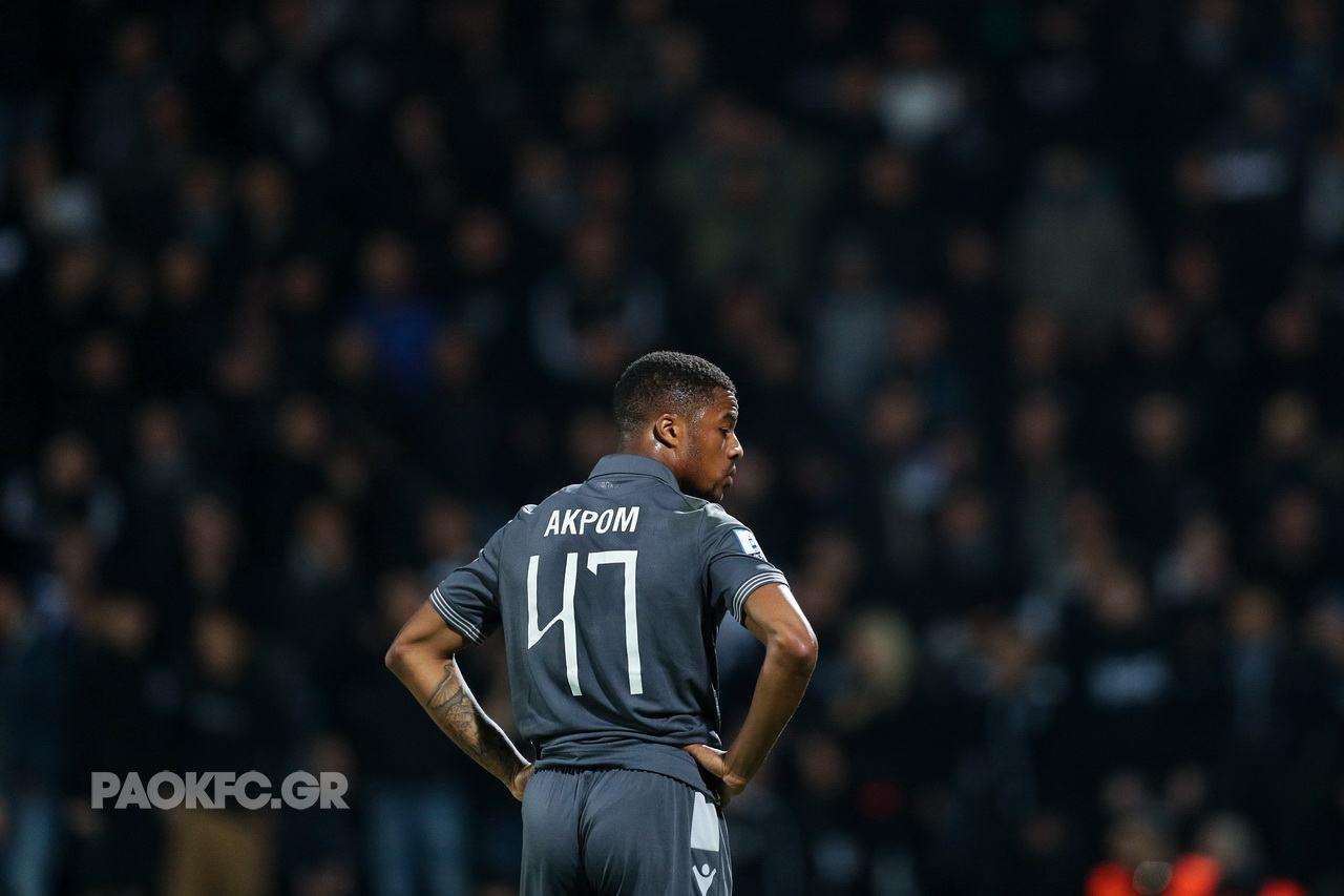 Chuba Akpom - PAOKFC