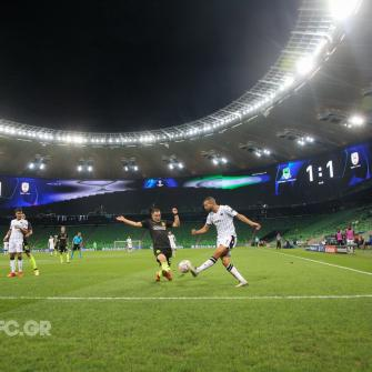 Krasnodar Vs Paok In Pictures Paokfc