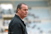 PAOK FC part ways with Huub Stevens