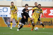PAOK's costly errors handed Ergotelis the draw
