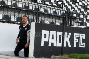 "Glykos: ""Happy to stay at PAOK"" [video]"