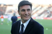 Award for Javier Zanetti [video]