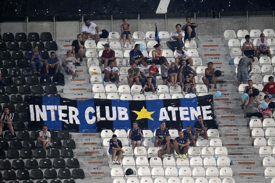 Интер команда греции