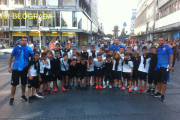 PAOK U10s qualify for the Serbia tournament final