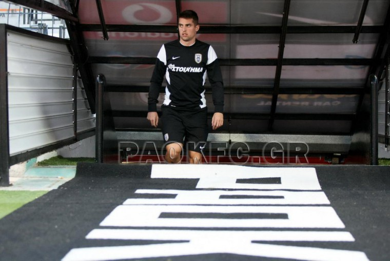 PAOK deprived of Mak [video]