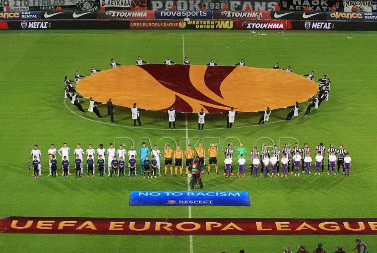 PAOK – ACF Fiorentina: photos