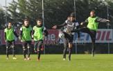 Mini training match at Nea Mesimvria [video]