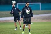 Ricardo Costa at Anastasiadis' disposal