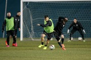 Tactics and training match [video]
