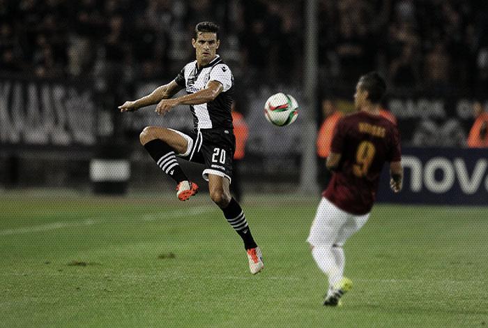 Ricardo costa suffers break paokfc for Ricardo costa