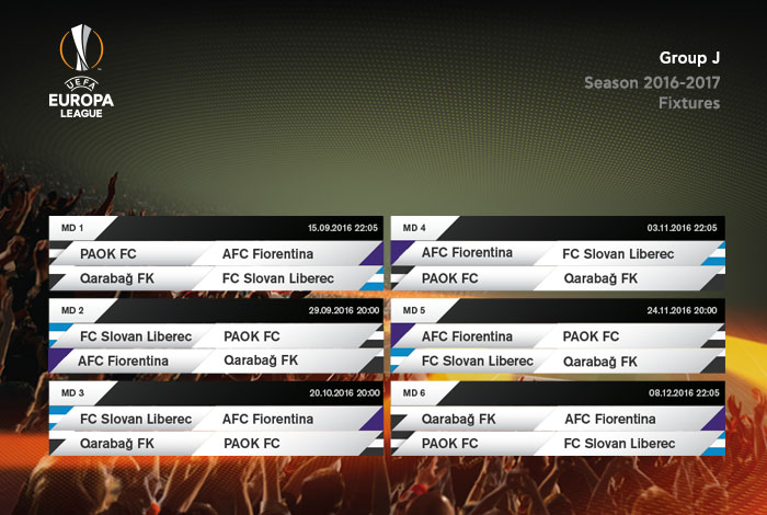paok s fixtures in the uefa europa league paokfc uefa europa league paokfc