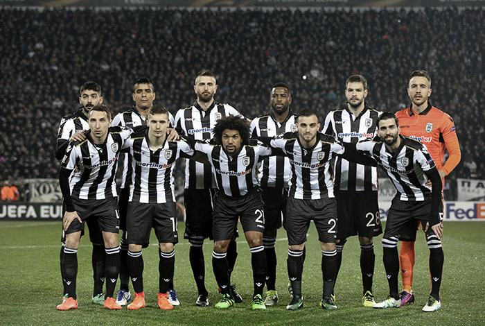 PAOK – FC Schalke 04: Mixed zone PAOKFC