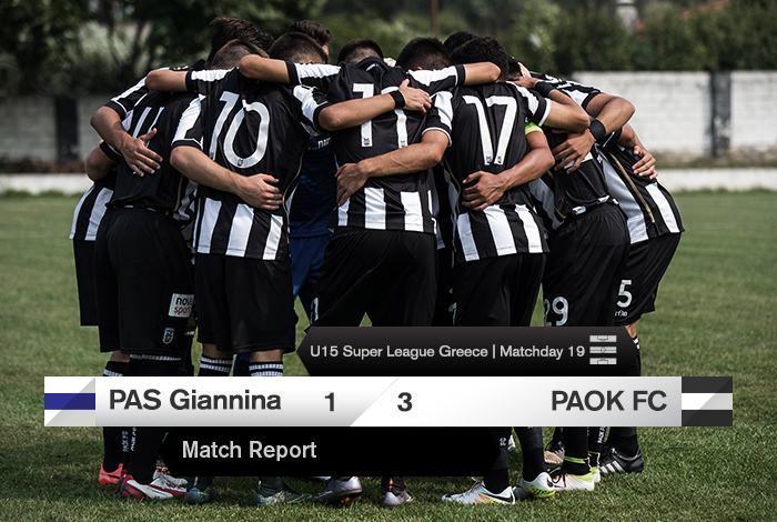 Fußball 4 Match Programme AEL Larissa PAOK Saloniki Griechenland
