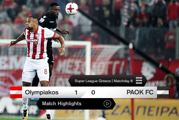 Paok Olympiakos: PAOK: Highlights