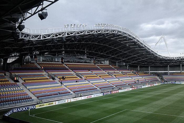 Borisov Arena  Ενα high tech γήπεδο μέσα στο δάσος - PAOKFC 3757e27c891