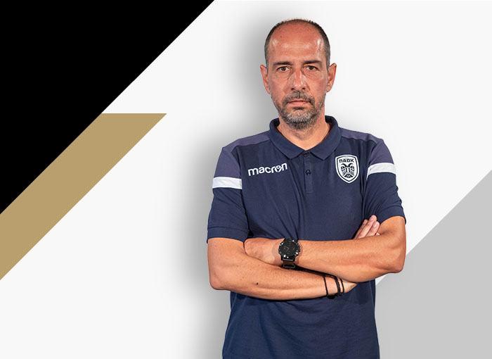 Δημήτρης Σαραϊδάρης - PAOKFC