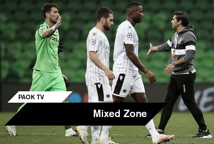 Mixed Zone Quotes From Krasnodar Vs Paok Paokfc
